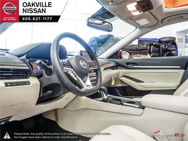 2019 Nissan Altima 2.5 Platinum (Stk: N19148) in Oakville - Image 13 of 27