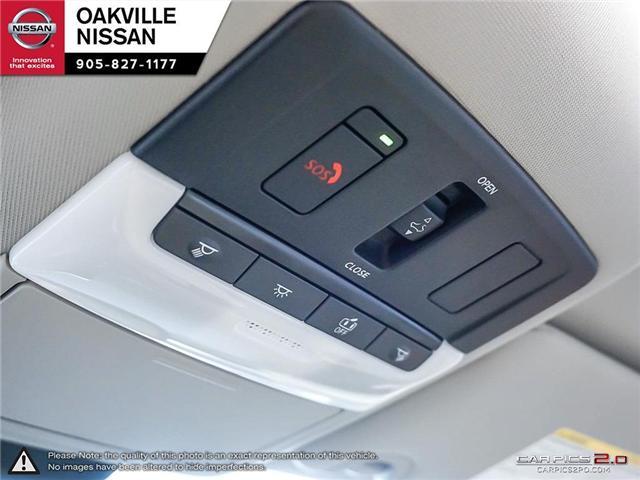 2019 Nissan Altima 2.5 Platinum (Stk: N19148) in Oakville - Image 19 of 27