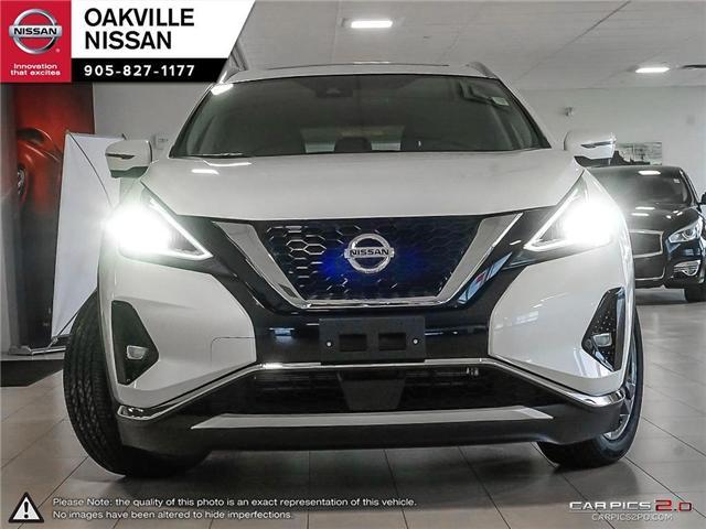 2019 Nissan Murano Platinum (Stk: N19176) in Oakville - Image 2 of 27