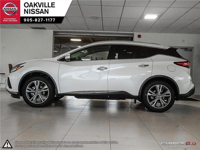 2019 Nissan Murano Platinum (Stk: N19176) in Oakville - Image 3 of 27