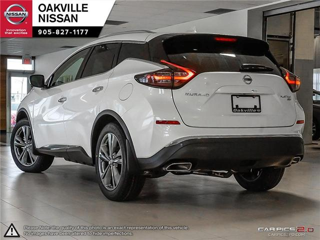 2019 Nissan Murano Platinum (Stk: N19176) in Oakville - Image 4 of 27