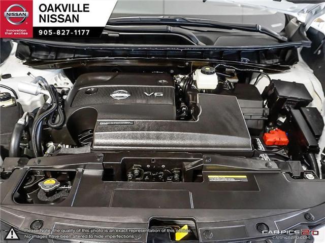 2019 Nissan Murano Platinum (Stk: N19176) in Oakville - Image 8 of 27