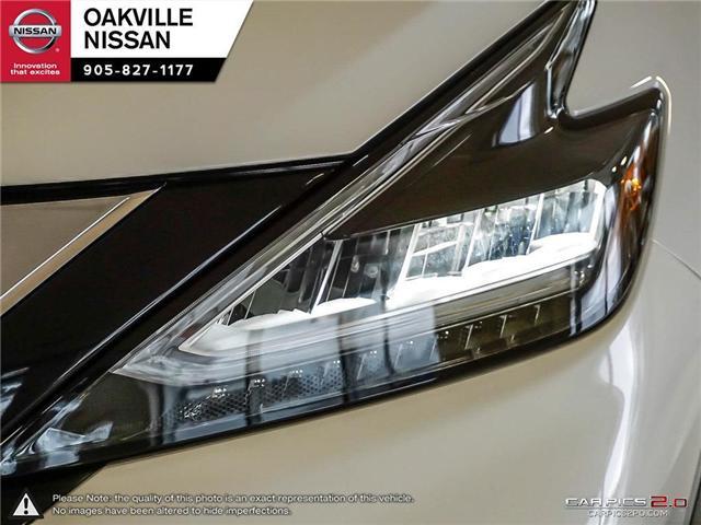 2019 Nissan Murano Platinum (Stk: N19176) in Oakville - Image 10 of 27