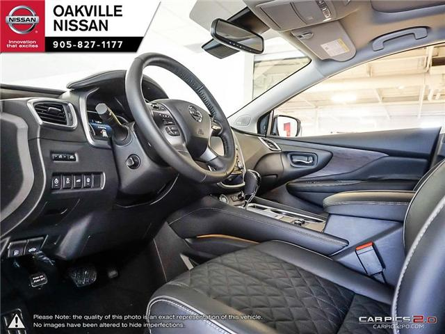 2019 Nissan Murano Platinum (Stk: N19176) in Oakville - Image 13 of 27
