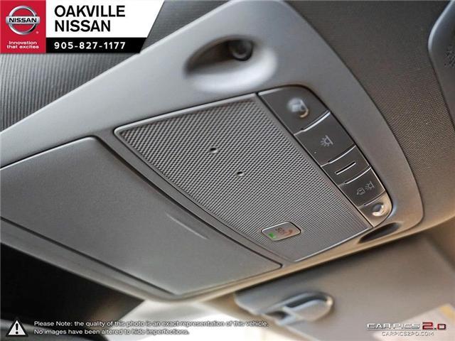 2019 Nissan Murano Platinum (Stk: N19176) in Oakville - Image 19 of 27