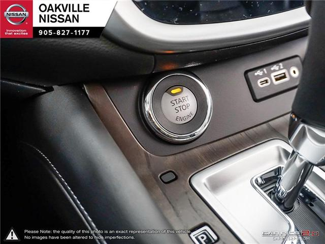 2019 Nissan Murano Platinum (Stk: N19176) in Oakville - Image 23 of 27