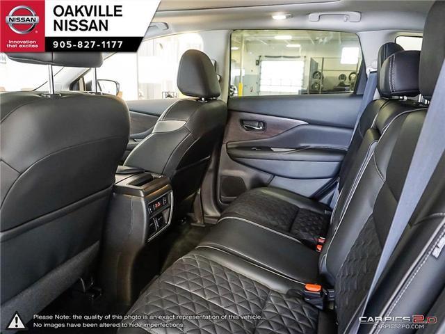 2019 Nissan Murano Platinum (Stk: N19176) in Oakville - Image 25 of 27