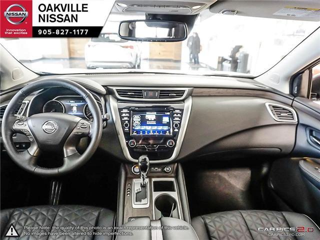 2019 Nissan Murano Platinum (Stk: N19176) in Oakville - Image 26 of 27