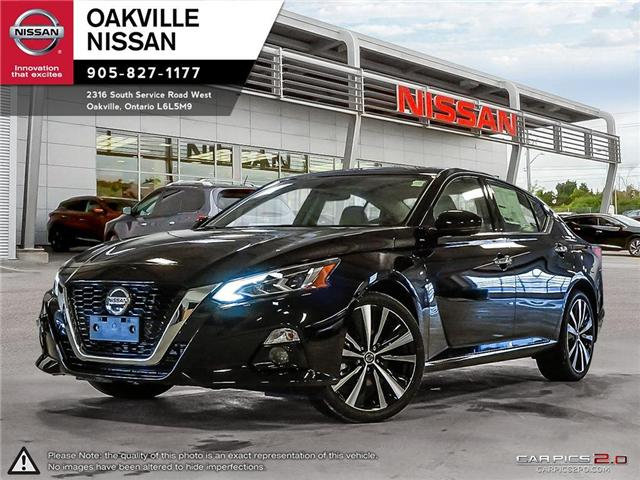 2019 Nissan Altima 2.5 Platinum (Stk: N19175) in Oakville - Image 1 of 27