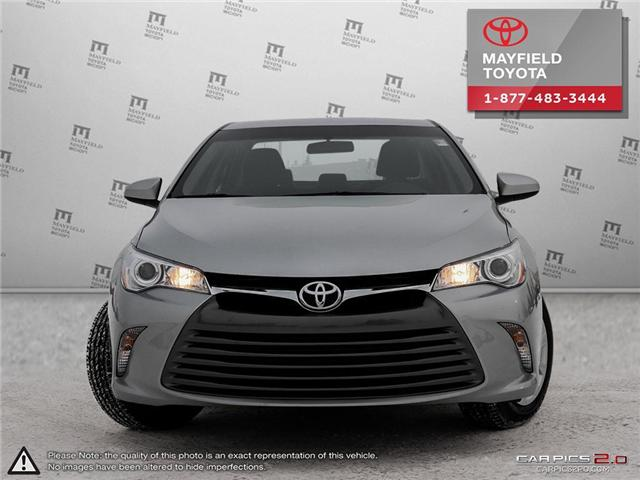 2017 Toyota Camry LE (Stk: 194019) in Edmonton - Image 2 of 20
