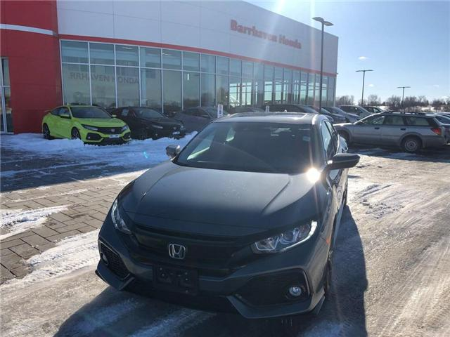 2017 Honda Civic Sport (Stk: 1406A) in Nepean - Image 1 of 23