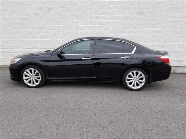 2015 Honda Accord Touring (Stk: 18P168) in Kingston - Image 1 of 30