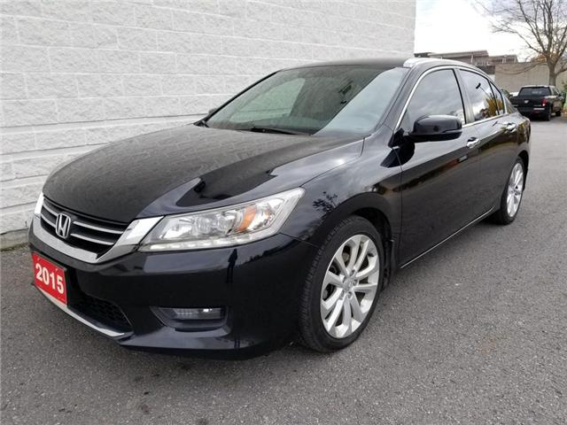 2015 Honda Accord Touring (Stk: 18P168) in Kingston - Image 2 of 30