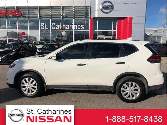 2017 Nissan Rogue  (Stk: RG18180A) in St. Catharines - Image 1 of 19