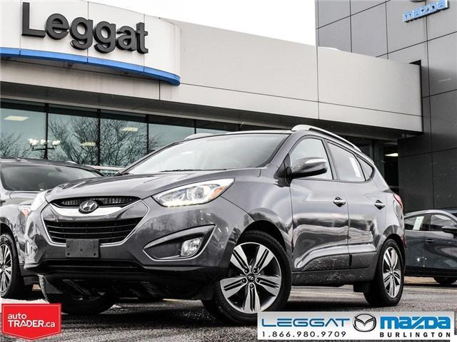 2014 Hyundai Tucson Limited (Stk: 1773) in Burlington - Image 1 of 20