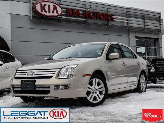 2009 Ford Fusion SEL (Stk: W0093) in Burlington - Image 1 of 21