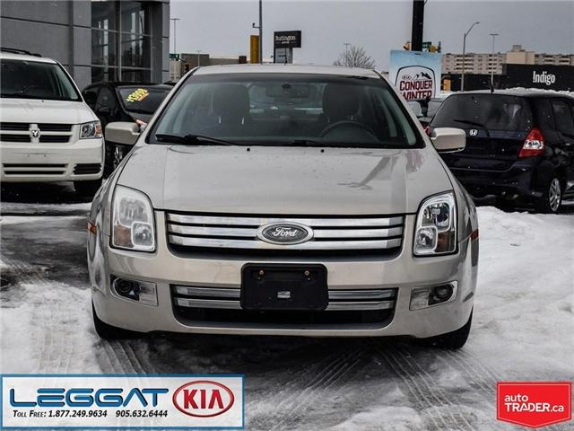 2009 Ford Fusion SEL (Stk: W0093) in Burlington - Image 2 of 21