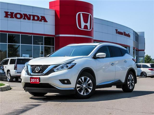 2015 Nissan Murano SL (Stk: 18916A) in Milton - Image 1 of 26