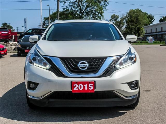 2015 Nissan Murano SL (Stk: 18916A) in Milton - Image 2 of 26