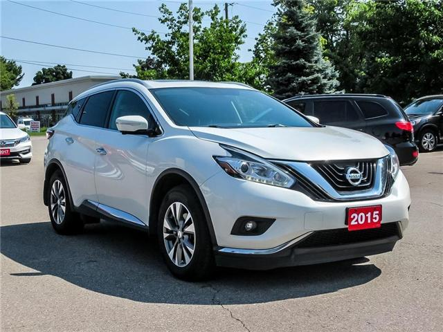 2015 Nissan Murano SL (Stk: 18916A) in Milton - Image 3 of 26