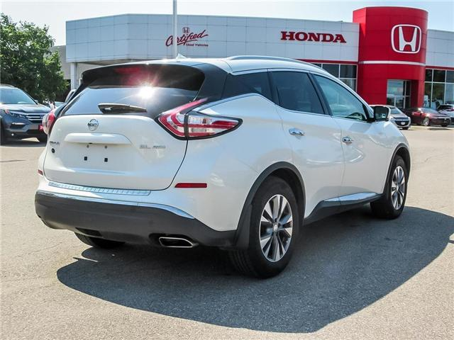 2015 Nissan Murano SL (Stk: 18916A) in Milton - Image 5 of 26