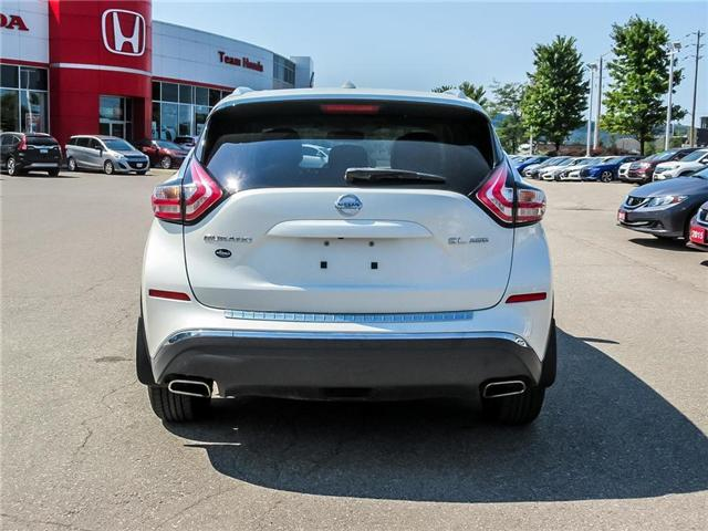 2015 Nissan Murano SL (Stk: 18916A) in Milton - Image 6 of 26