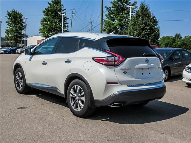 2015 Nissan Murano SL (Stk: 18916A) in Milton - Image 7 of 26