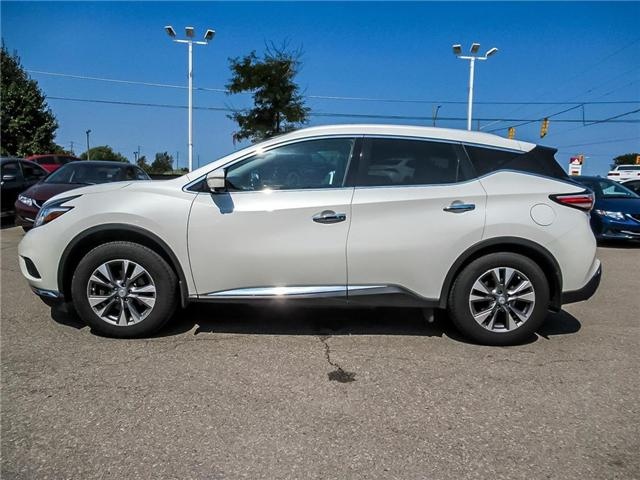 2015 Nissan Murano SL (Stk: 18916A) in Milton - Image 8 of 26