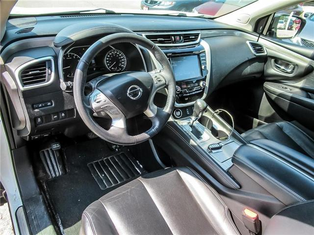2015 Nissan Murano SL (Stk: 18916A) in Milton - Image 10 of 26