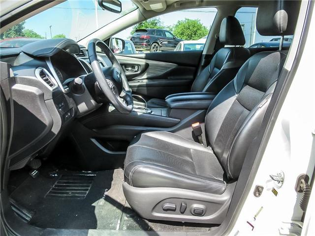 2015 Nissan Murano SL (Stk: 18916A) in Milton - Image 11 of 26