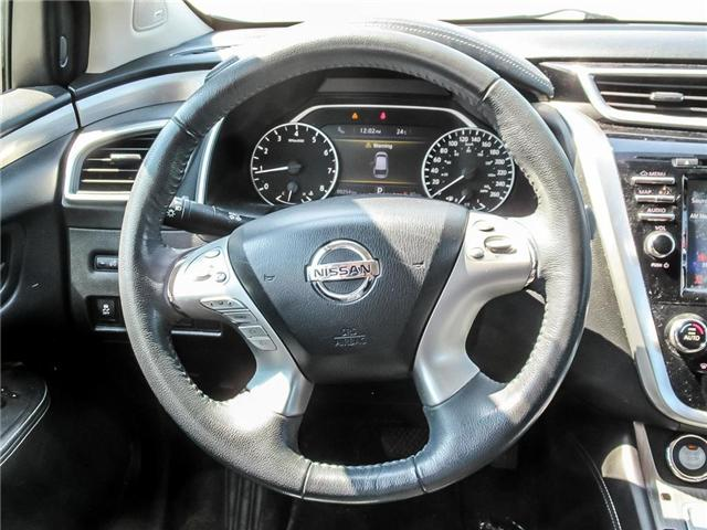 2015 Nissan Murano SL (Stk: 18916A) in Milton - Image 12 of 26