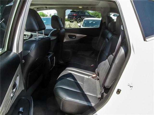 2015 Nissan Murano SL (Stk: 18916A) in Milton - Image 17 of 26