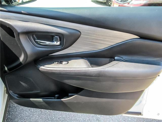 2015 Nissan Murano SL (Stk: 18916A) in Milton - Image 21 of 26