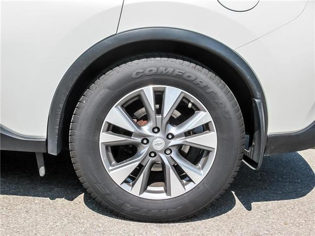 2015 Nissan Murano SL (Stk: 18916A) in Milton - Image 22 of 26