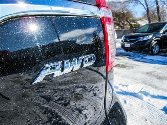 2015 Honda CR-V Touring (Stk: 3230) in Milton - Image 19 of 29