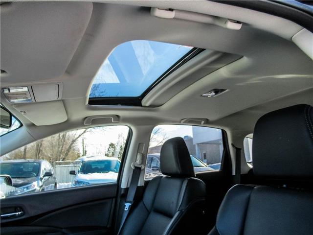 2015 Honda CR-V Touring (Stk: 3230) in Milton - Image 24 of 29