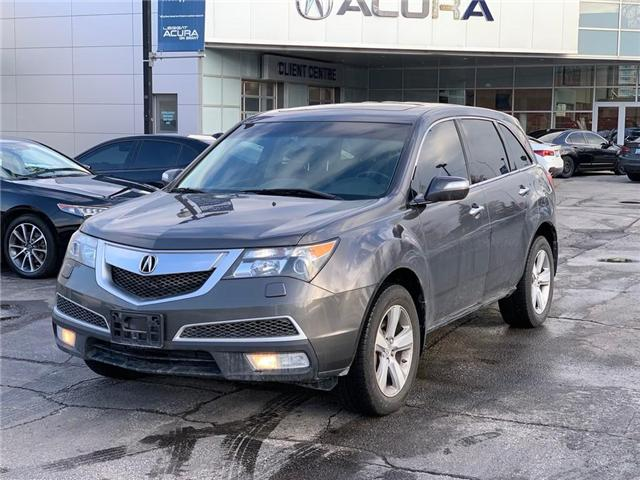 2011 Acura MDX Technology Package (Stk: 19194A) in Burlington - Image 2 of 9