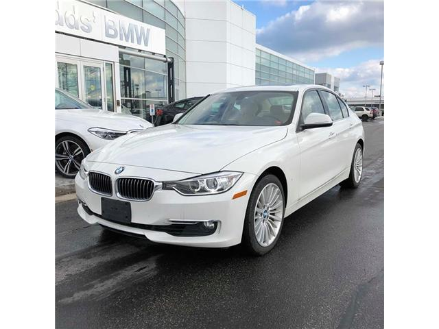 2014 BMW 328i xDrive (Stk: DB5531) in Oakville - Image 1 of 5
