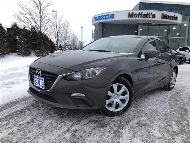 2015 Mazda Mazda3 GX (Stk: 27282A) in Barrie - Image 1 of 19