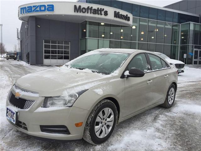 2014 Chevrolet Cruze 2LS (Stk: 26974) in Barrie - Image 1 of 19