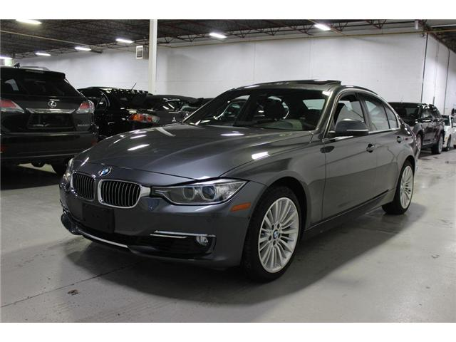 2015 BMW 328i xDrive (Stk: 546943) in Vaughan - Image 6 of 30
