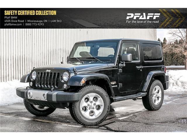 2015 Jeep Wrangler Sahara (Stk: U5228A) in Mississauga - Image 1 of 9