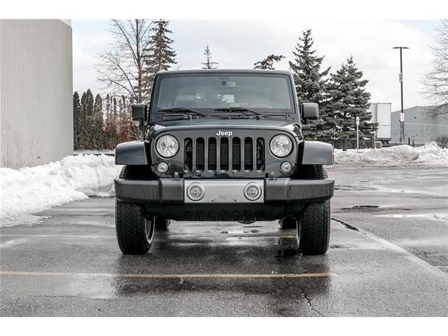 2015 Jeep Wrangler Sahara (Stk: U5228A) in Mississauga - Image 2 of 9