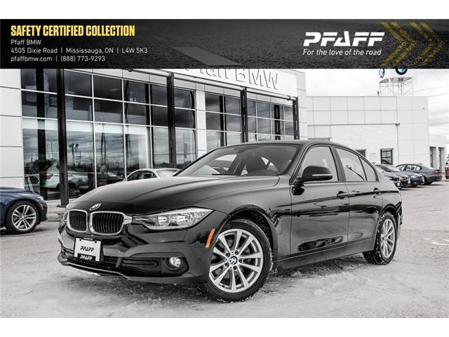 2016 BMW 320i xDrive (Stk: U5269) in Mississauga - Image 1 of 20