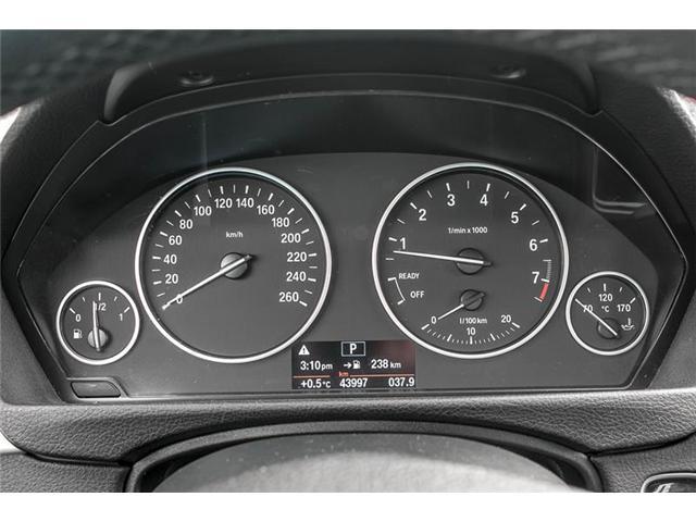 2016 BMW 320i xDrive (Stk: U5269) in Mississauga - Image 12 of 20