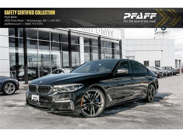 2018 BMW M550i xDrive (Stk: U5290) in Mississauga - Image 1 of 21