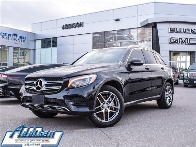 2016 Mercedes-Benz GLC-Class Base (Stk: U058672) in Mississauga - Image 1 of 23