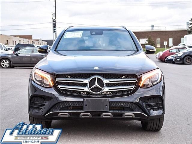 2016 Mercedes-Benz GLC-Class Base (Stk: U058672) in Mississauga - Image 2 of 23