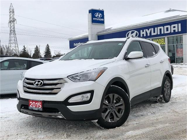 2015 Hyundai Santa Fe Sport 2.4 Premium (Stk: h11952a) in Peterborough - Image 1 of 19