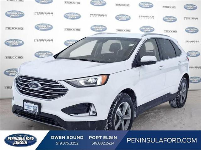 2019 Ford Edge SEL (Stk: 19ED17) in Owen Sound - Image 1 of 24